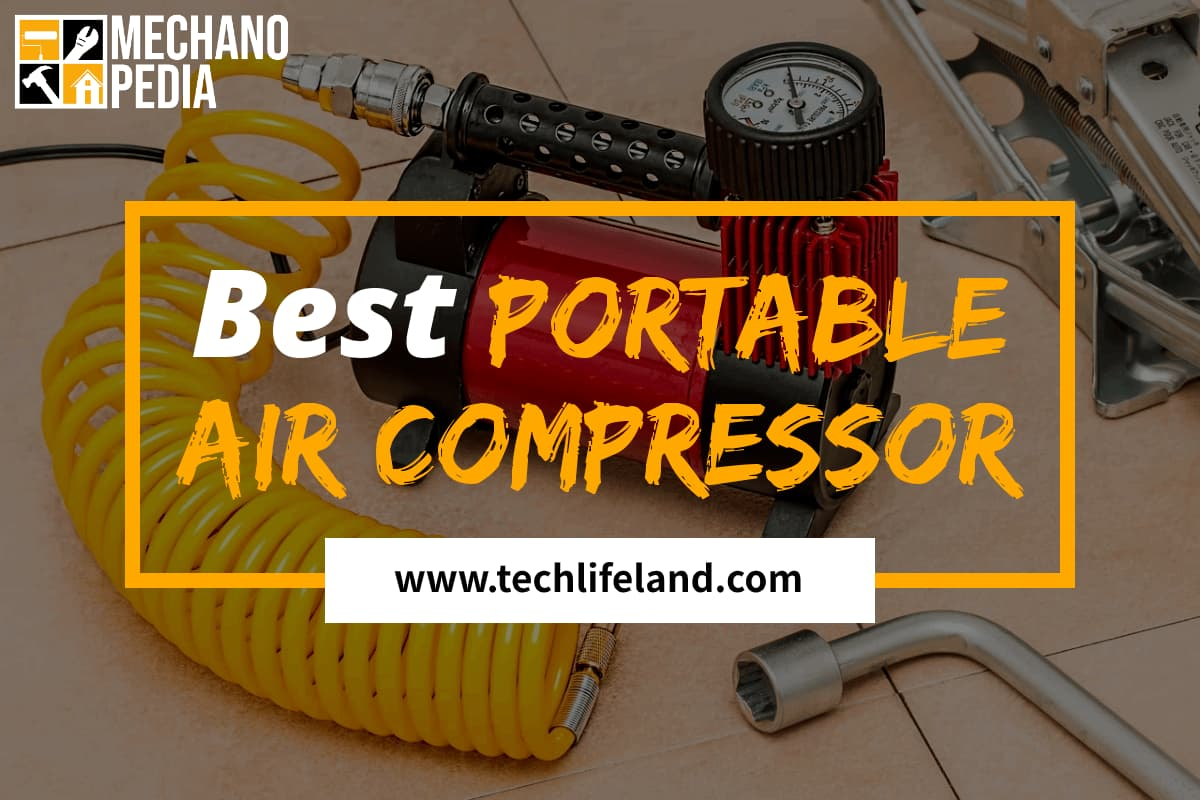 [Cover] Best Portable Air Compressor