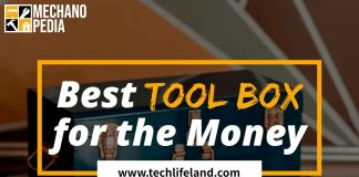 [Cover] Best Tool Box for Your Workplace
