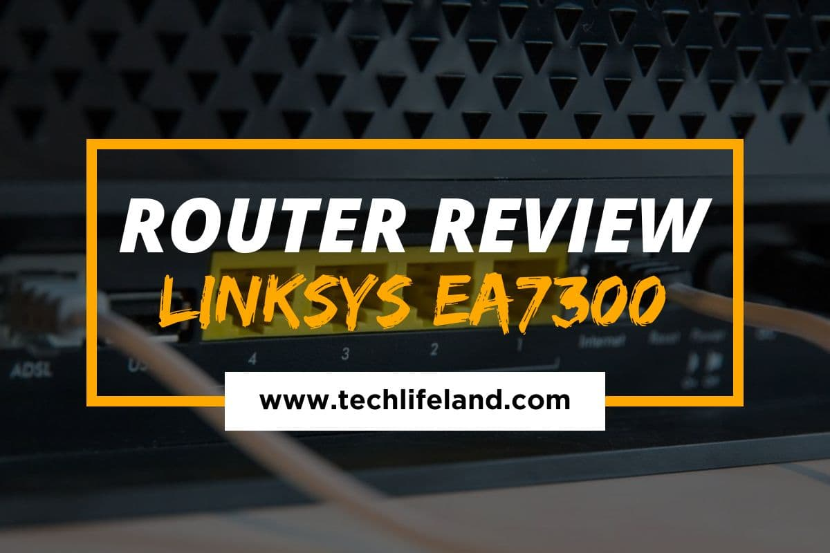 [Cover] Linksys EA7300 Review