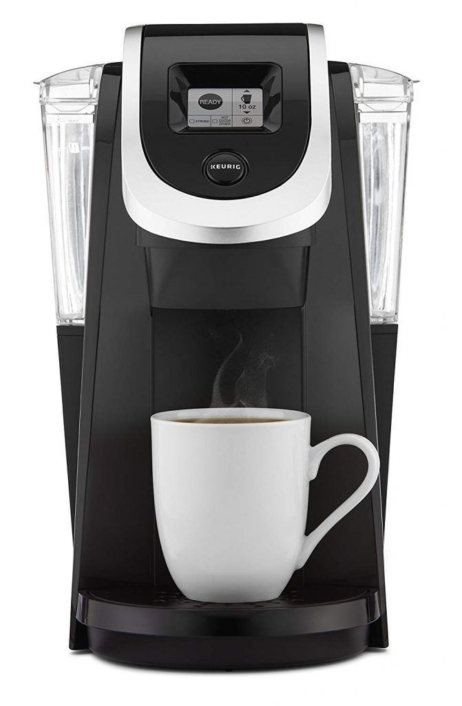 Keurig K250  Best Single Serve K-Cup Pod Coffee Maker With Strength Control