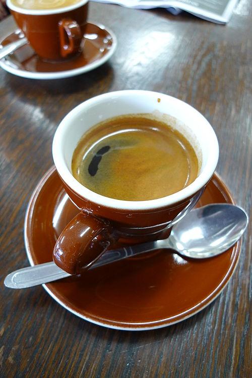 Popular Types of Coffee - Caffè Americano
