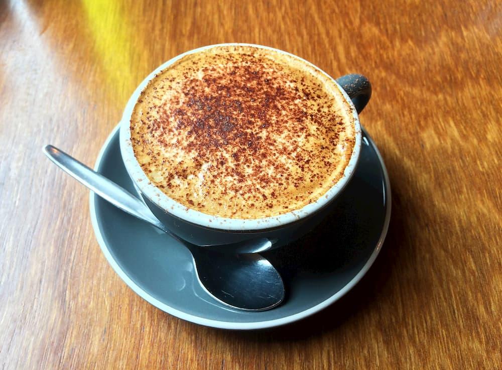 Popular Types of Coffee - Mocha