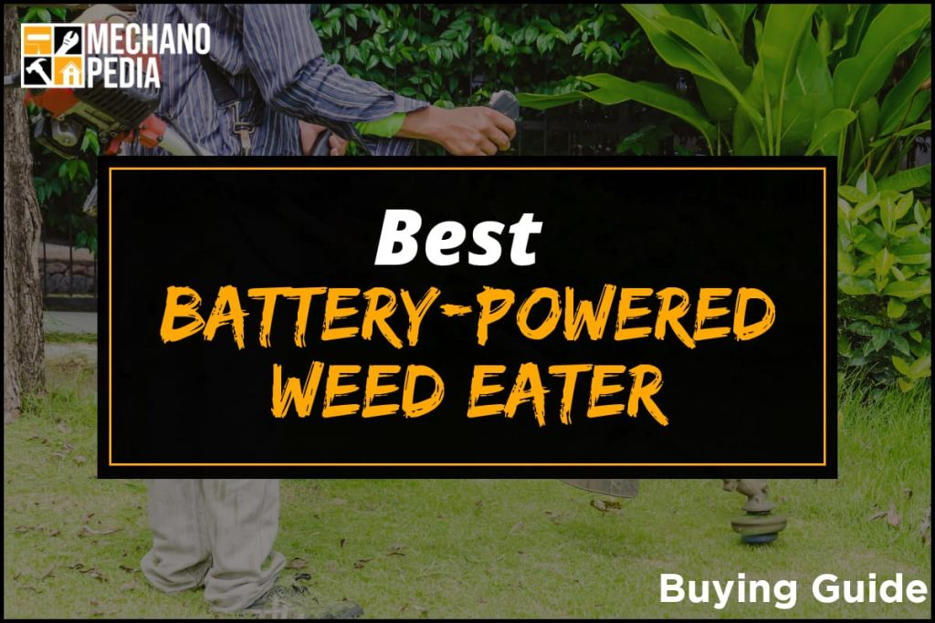 [BG] Best Battery Powered Weed Eater