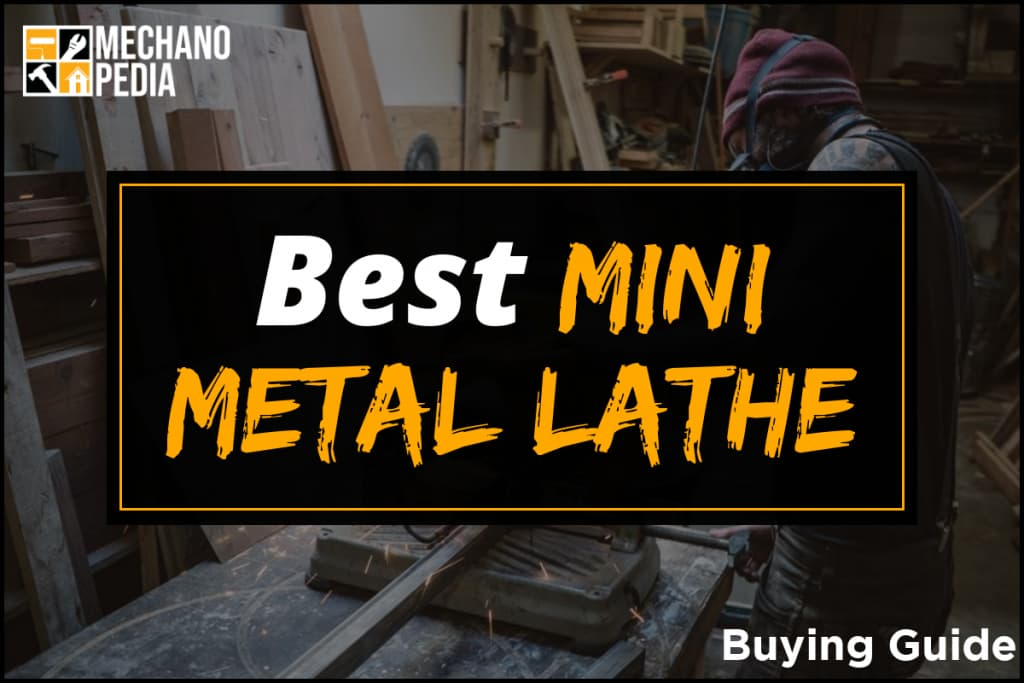 [BG] Best Mini Metal Lathe