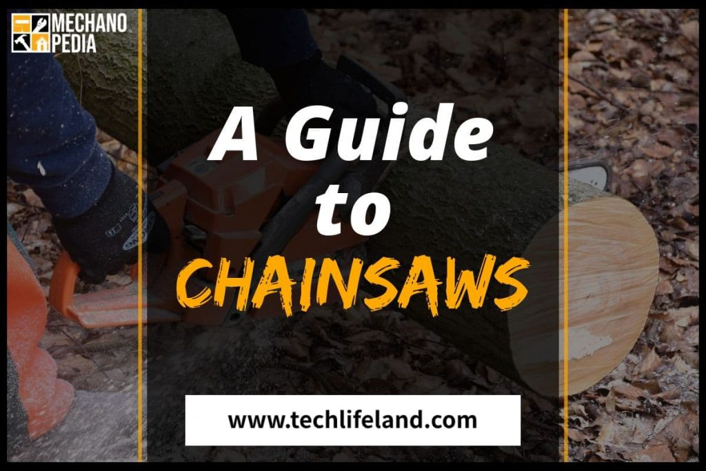 [Cover] A Guide to Chainsaws