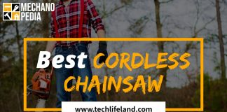 [Cover] Best Cordless Chainsaw