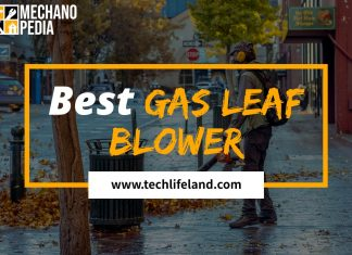 [Cover] Best Gas Leaf Blower