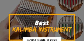 [Cover] Best Kalimba Instrument