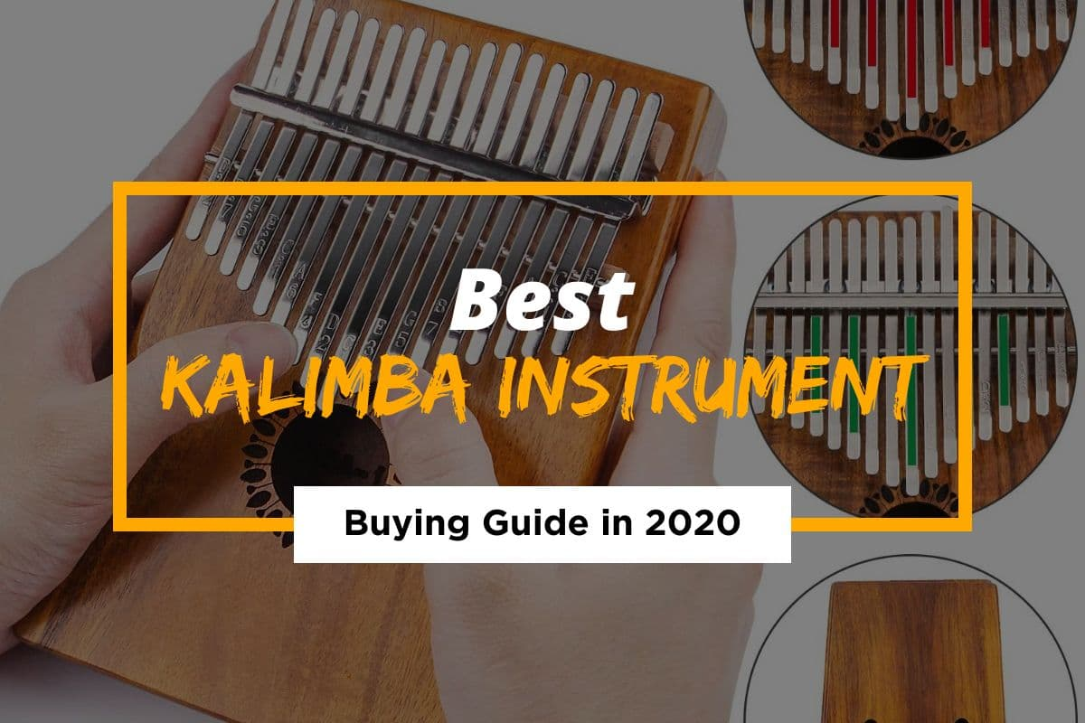 Best Kalimba Instrument