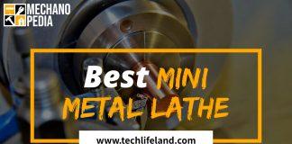 [Cover] Best Mini Metal Lathe