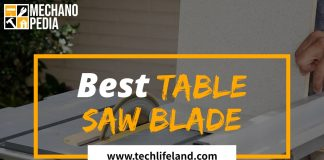 [Cover] Best Table Saw Blade