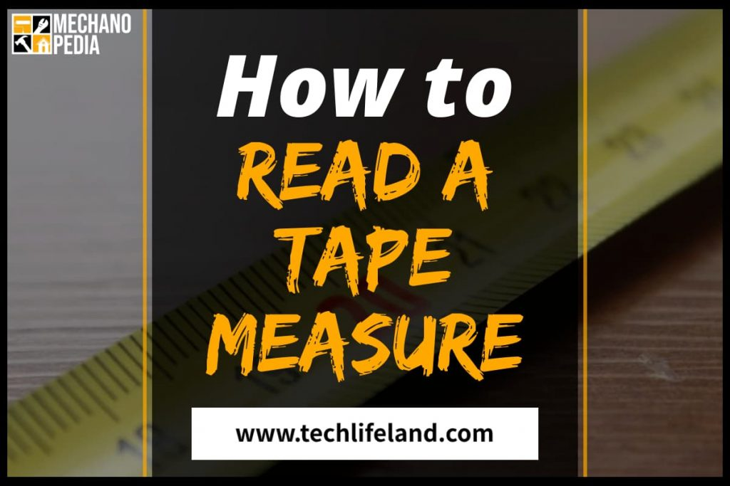 [Cover] How to Read a Tape Measure