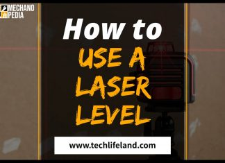 [Cover] How to Use a Laser Level