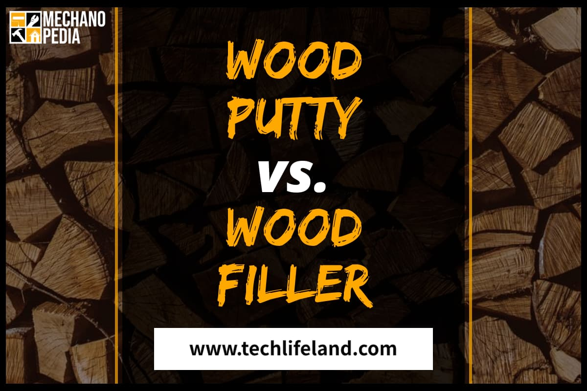 [Cover] Wood Putty vs Wood Filler