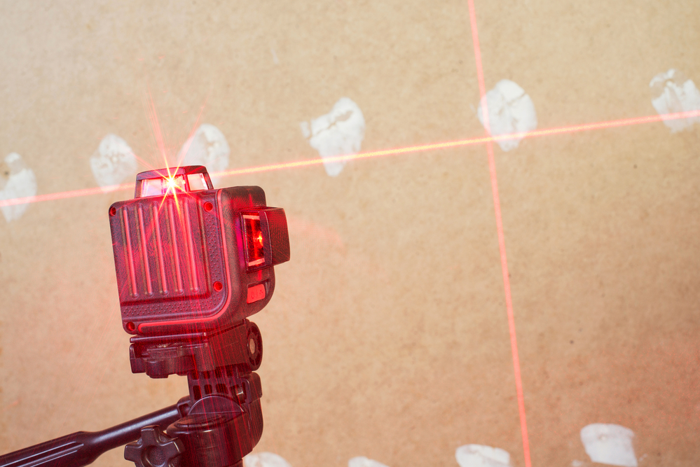 TYPES OF LASER LEVELS AND HOW TO USE EACH OF THEM