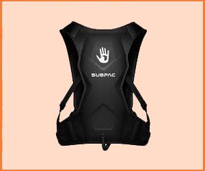 Subpac M2 Wearable Speaker