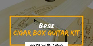 [Cover] Best DIY Cigar Box Guitar Kit