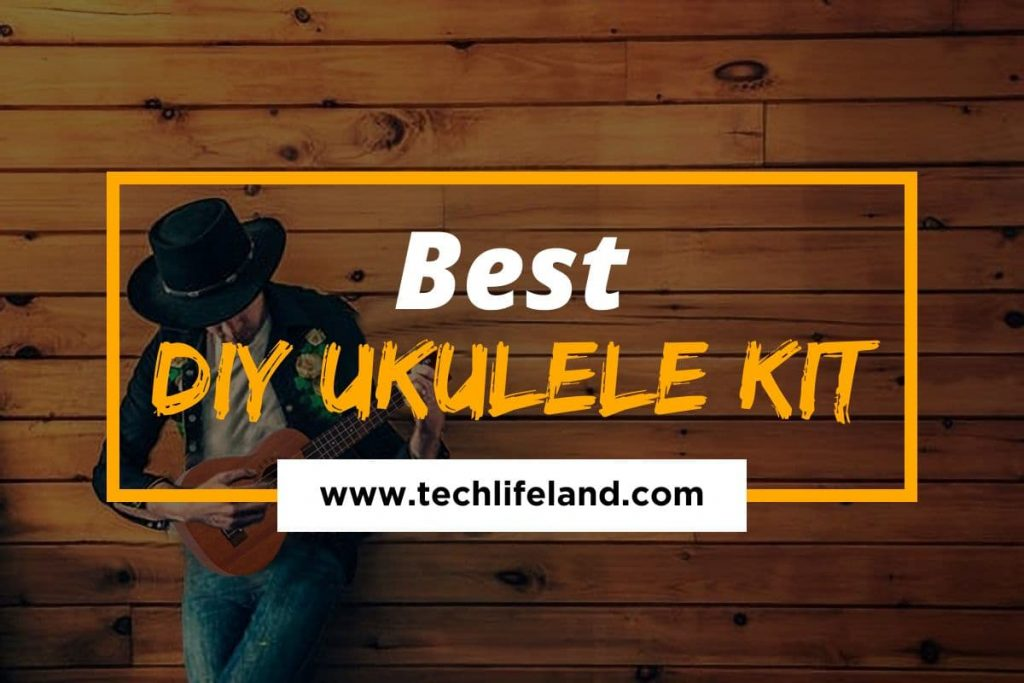 [Cover] Best DIY Ukulele Kit