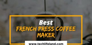 [Cover] Best French Press Coffee Maker