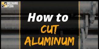 [Cover] How to Cut Aluminum