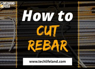[Cover] How to Cut Rebar