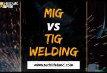 [Cover] MIG vs TIG Welding