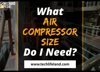 [Cover] What Size Air Compressor Do I Need