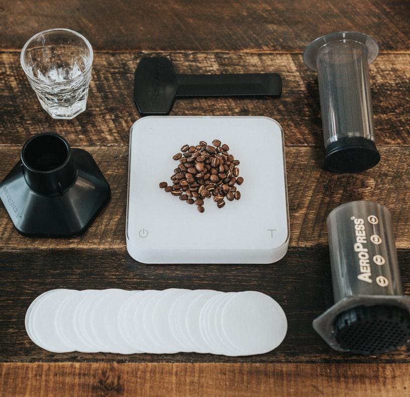 How to brew espresso coffee with AeroPress