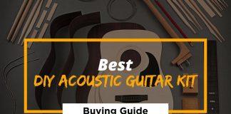 [Cover] Best DIY Acoustic Guitar Kit