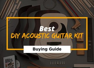 [Cover] Best DIY Acoustic Guitar Kit