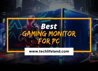 [Cover] Best Gaming Monitors for PC