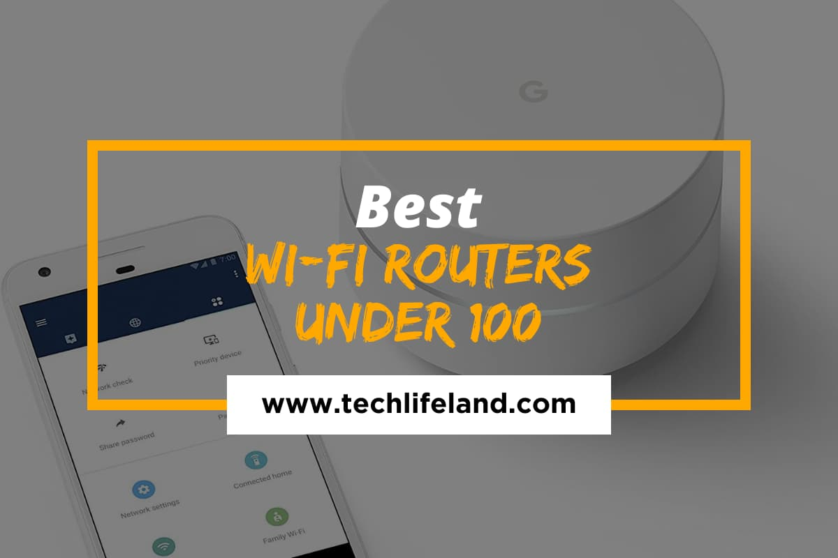 [Cover] Best Wi-Fi Routers Under 100