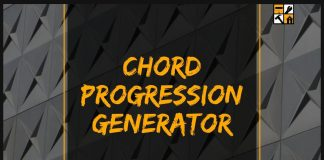[Cover] Chord Progression Generator