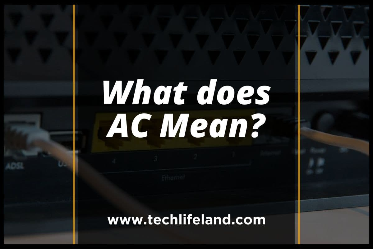 [Cover] What does AC Mean
