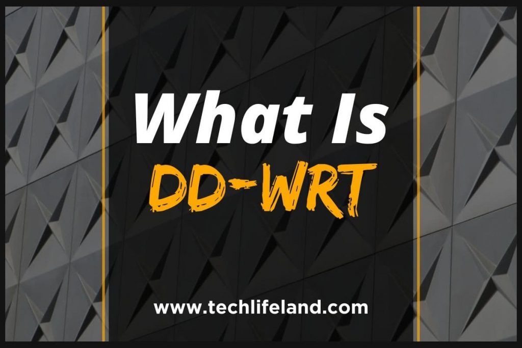 [Cover] What is DD-WRT