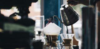 cold brew coffee preparation