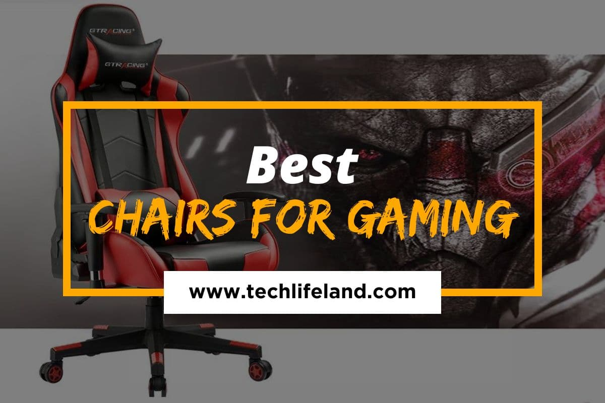 [Cover] Best Chairs for Gaming