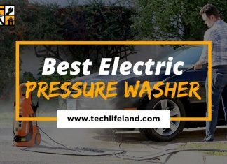 [Cover] Best Electric Pressure Washer