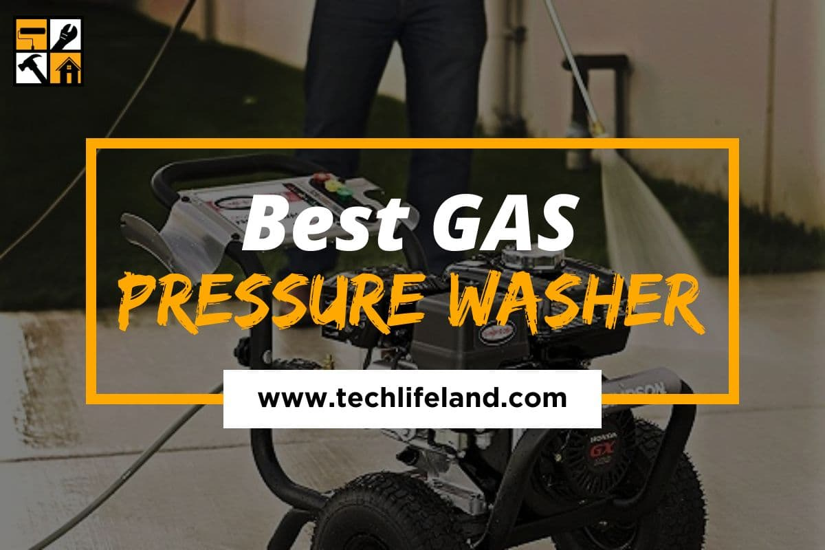 Best Gas Pressure Washer of 2021