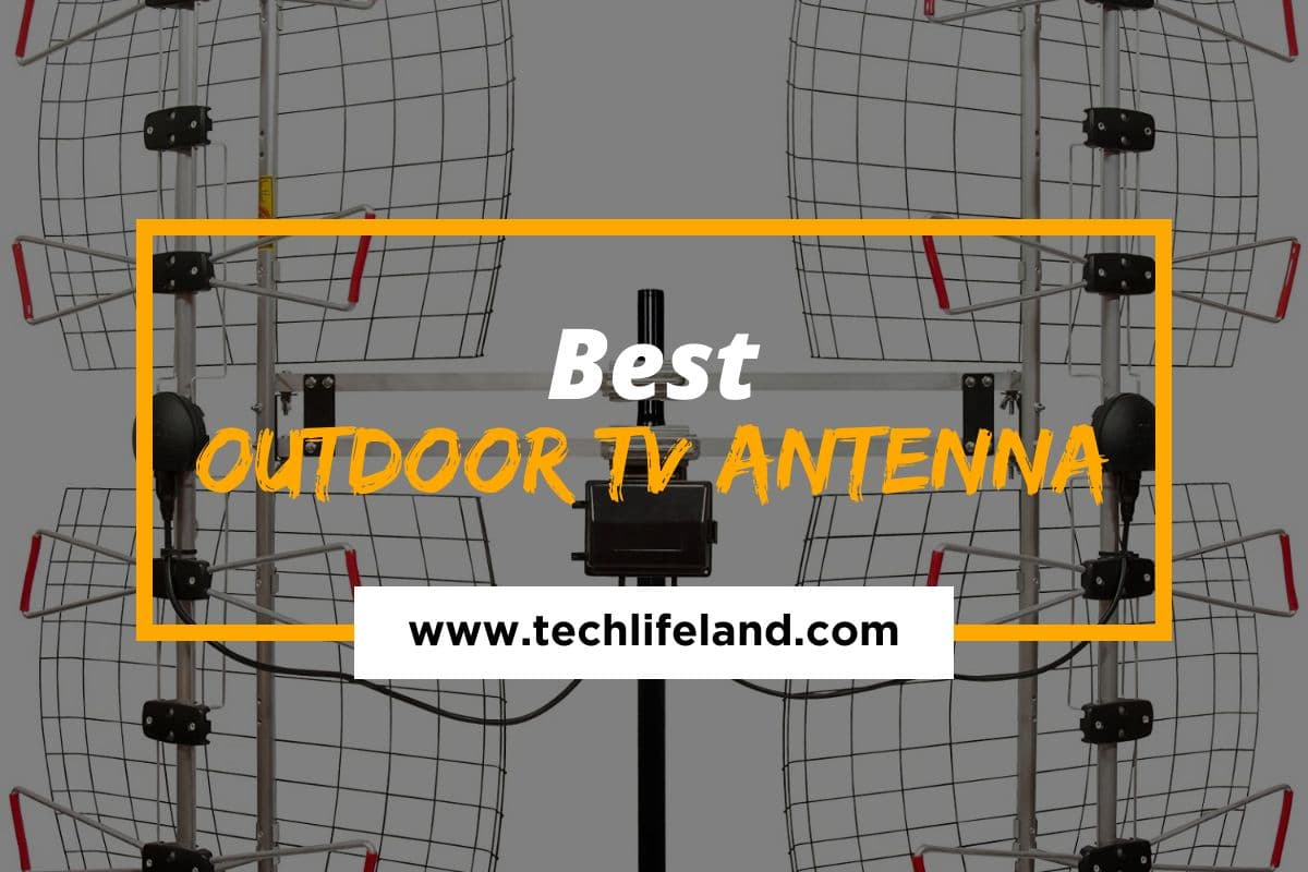 [Cover] Best Outdoor TV Antenna