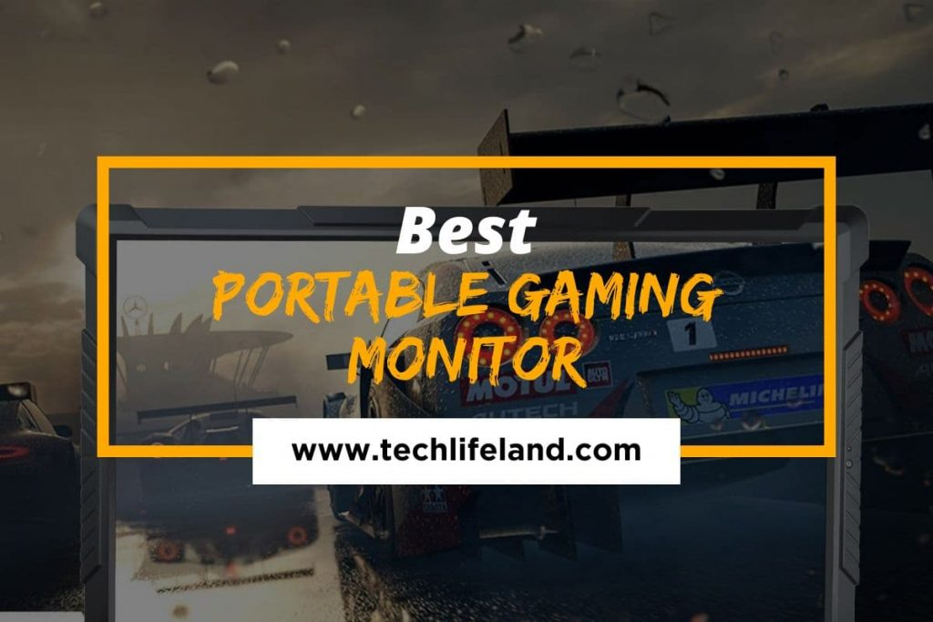 [Cover] Best Portable Gaming Monitor