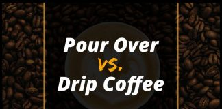 [Cover] Pour Over vs. Drip Coffee