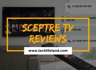 [Cover] Sceptre TV Brand Reviews