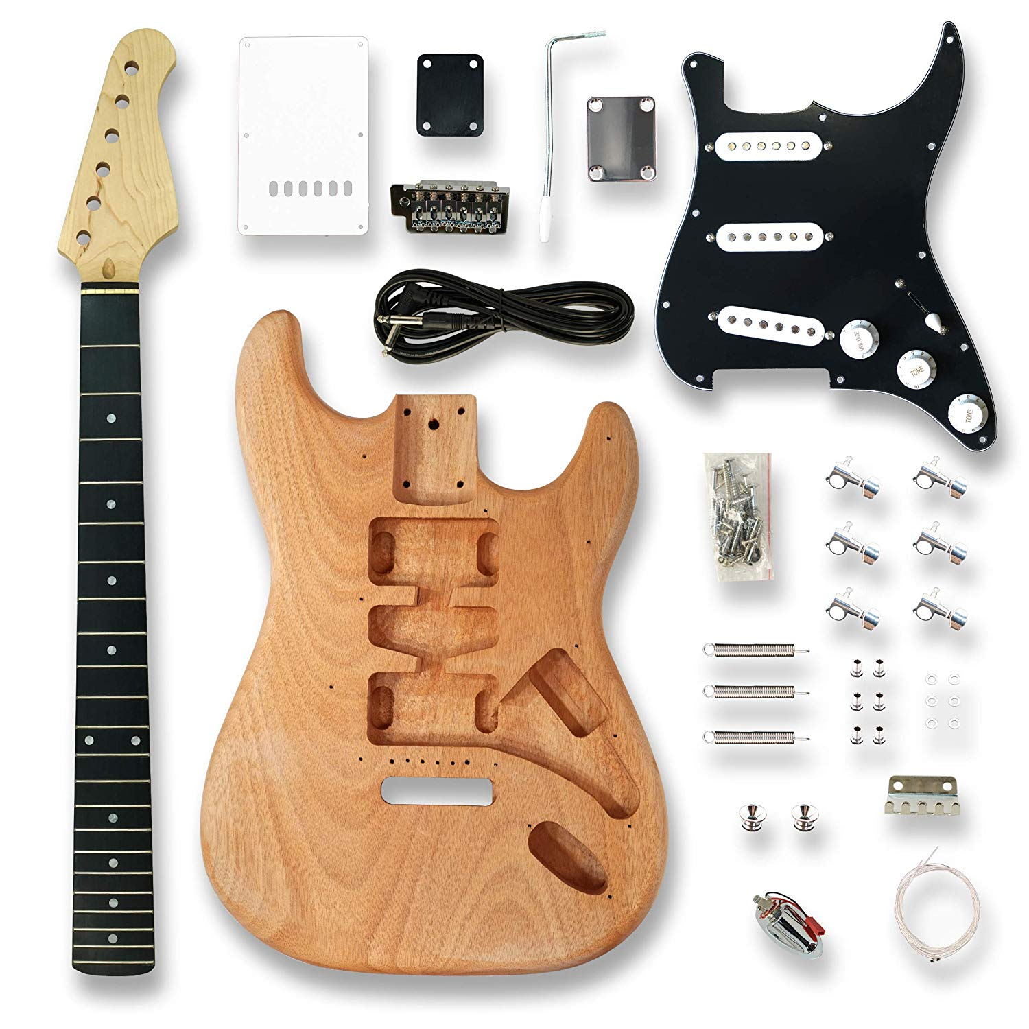 Best DIY Guitar Kit for Beginners in 2019