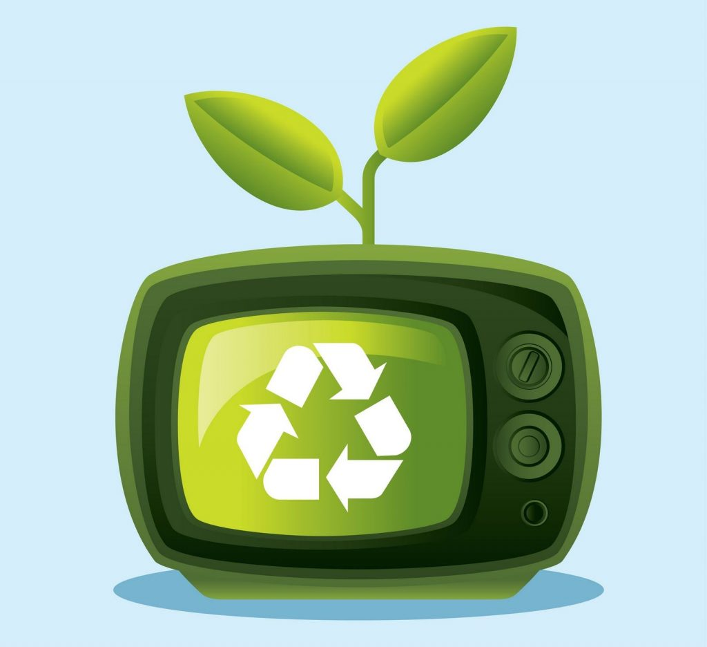 Using the Sceptre TV recycling program