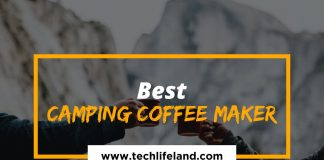 [Cover] Best Camping Coffee Maker