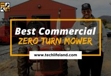 [Cover] Best Commercial Zero Turn Mower