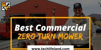 [Cover] Best Commercial Zero Turn Mower