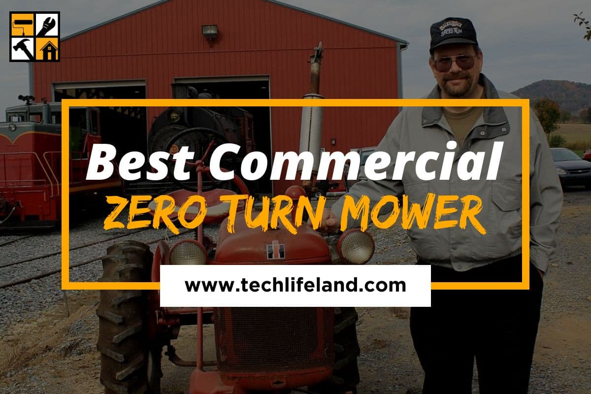 Best Commercial Zero Turn Mower  (Review & Buying Guide) in 2021