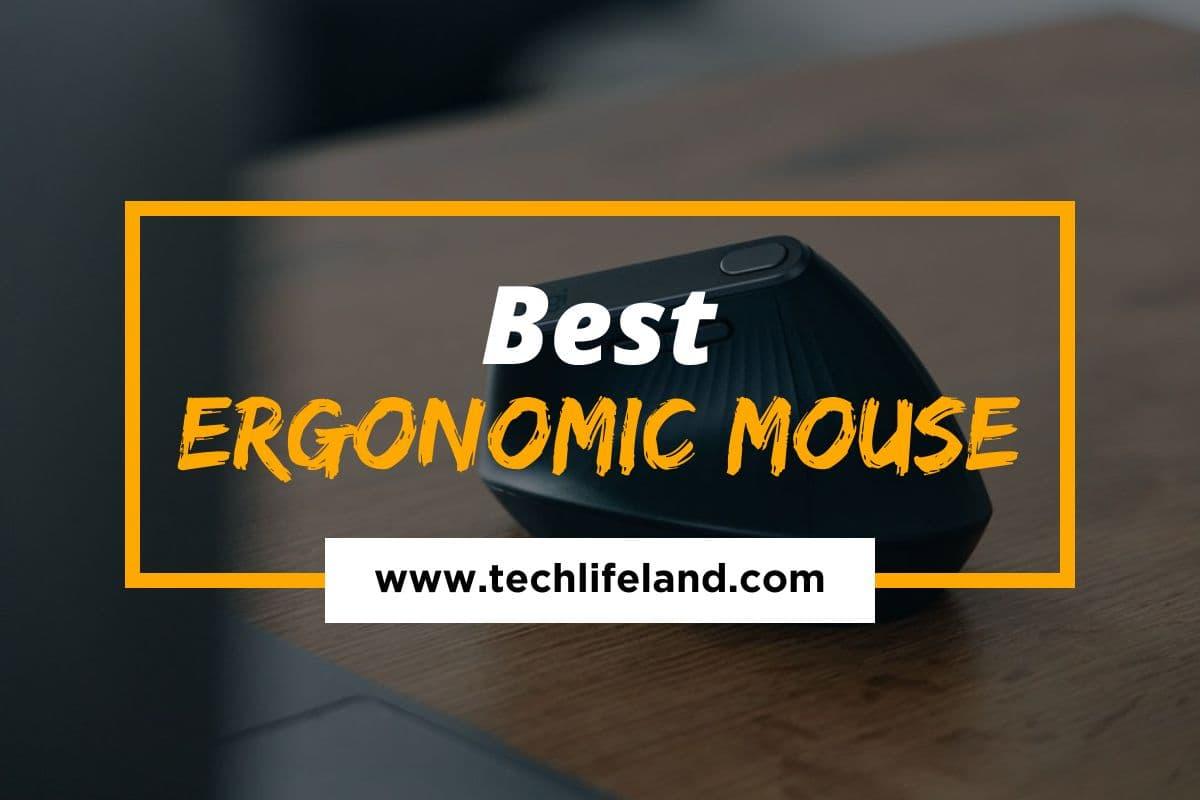 [Cover] Best Ergonomic Mouse